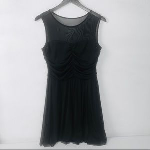 BB Dakota Black Above Knee Dress